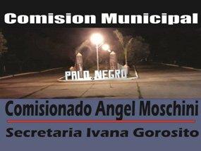 Palo Negro - Comisión Municipal Comisionado Angel Moschini