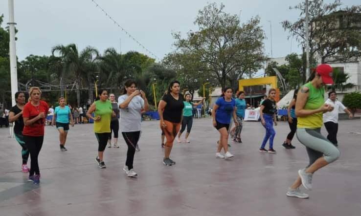 Plaza saludable1