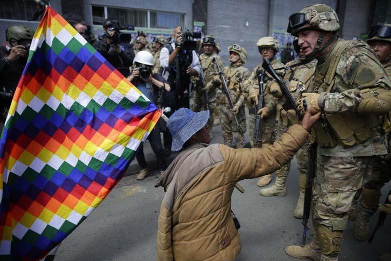 golpe de estadop bolivia