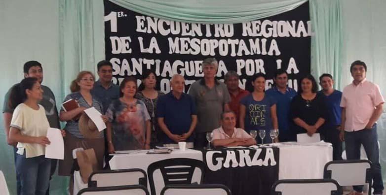 foto Garza encuentro regional