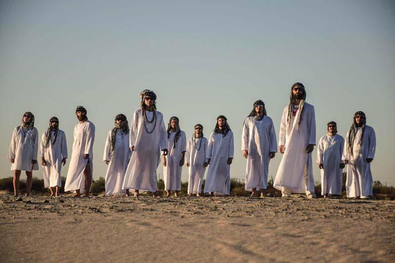 los arcanos del desierto