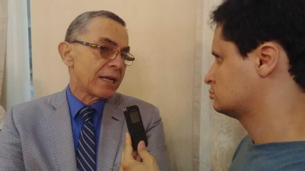 Jose Alfano Central Córdoba