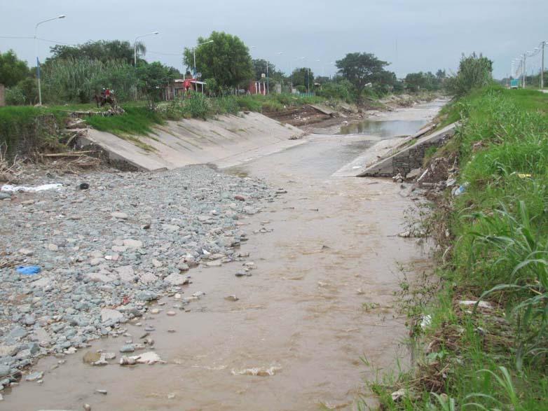 canal agua
