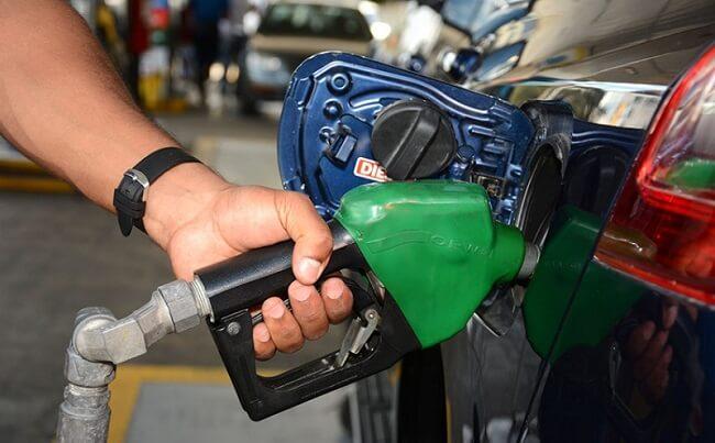 Carga-Combustible
