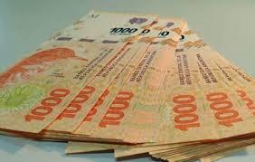 billetes de mil