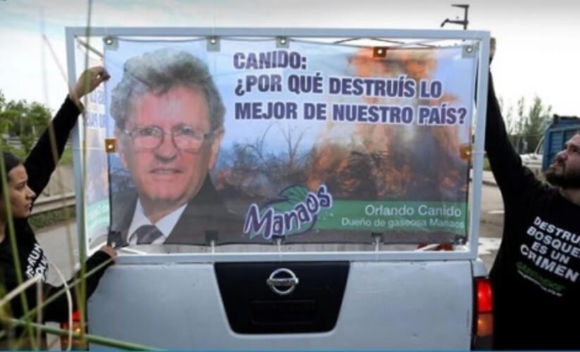 Orlando Canido denunciado
