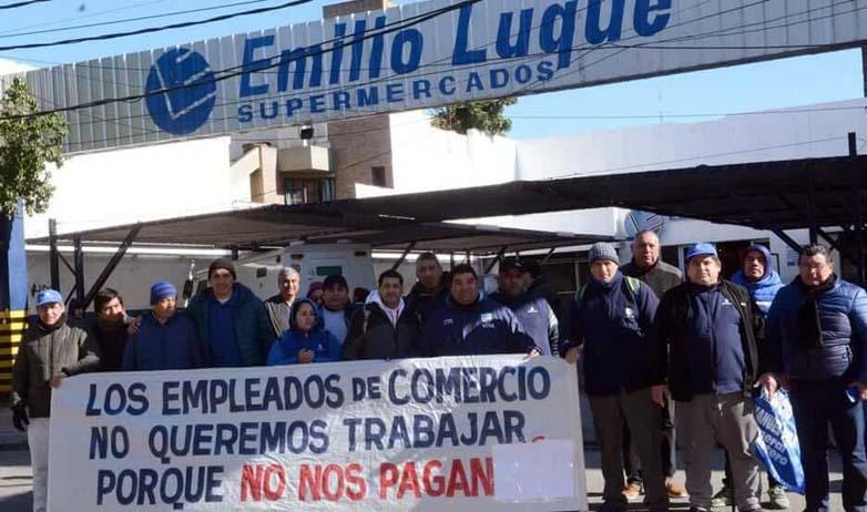 Emilio Luque empleados