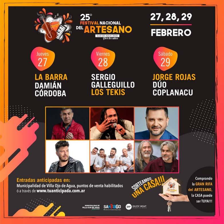 artesano 2020 festival