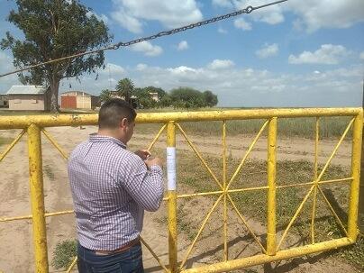 inspeccion campo