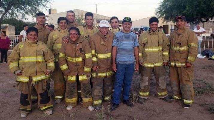 cuartel de bomberos telares intendente