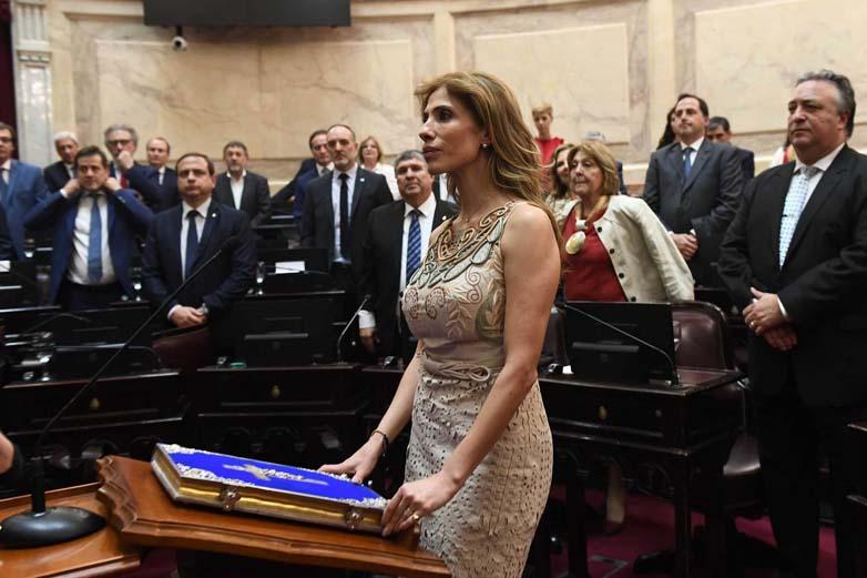 Claudia de Zamora Senado