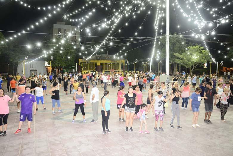 talleres de danzas