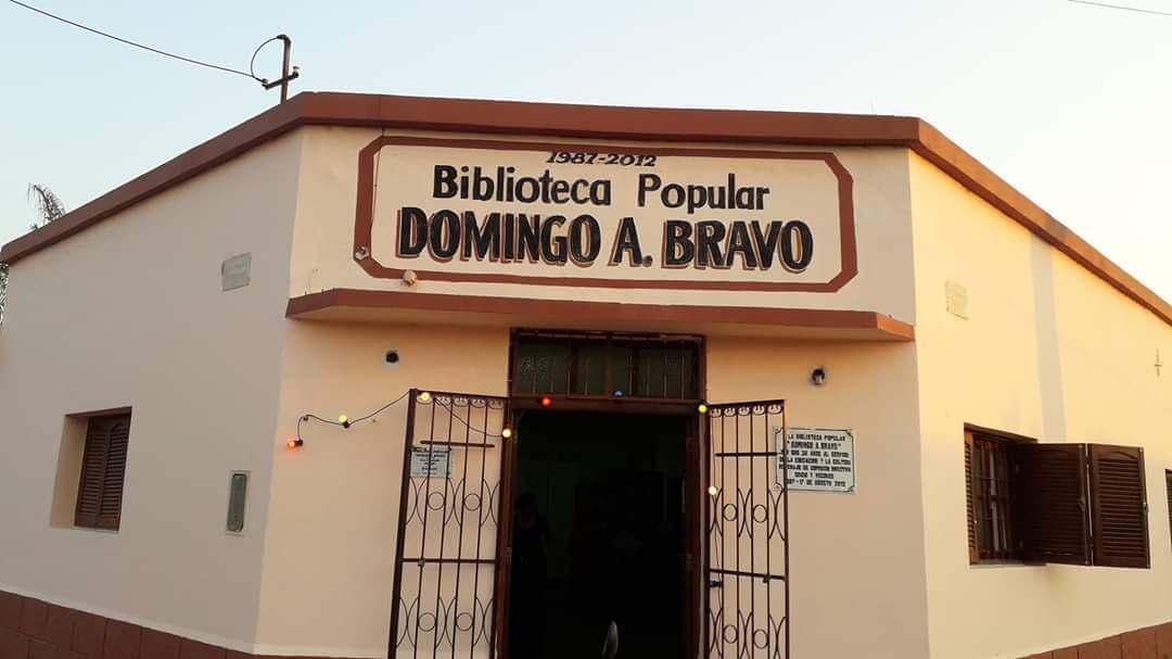 Bib. Domingo Bravo