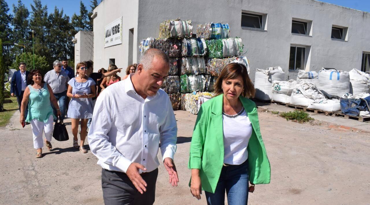 visita planta reciclado tafi viejo