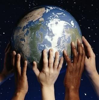 planeta manos