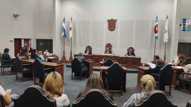Concejo Deliberante capital