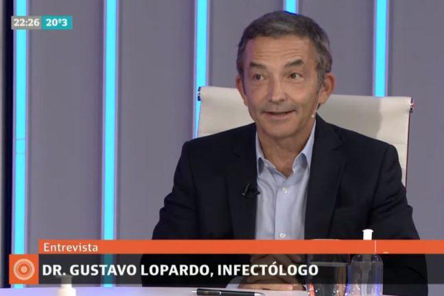 dr Gustavo Lopardo