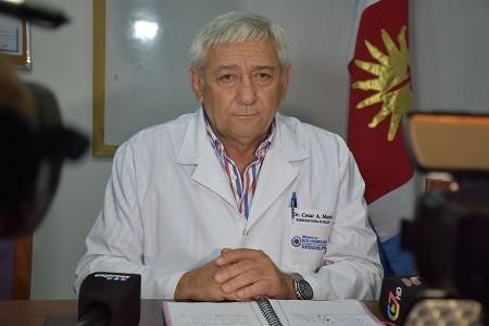 subsecretario César Monti