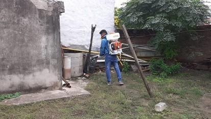 Quimili dengue