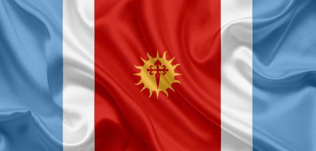 bandera santiago