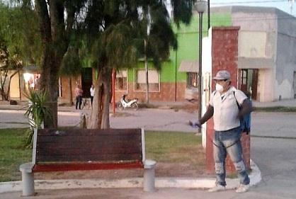 Colonia Dora Dengue