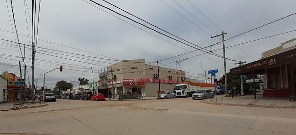 Zona comercial quimili