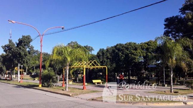 plaza suncho