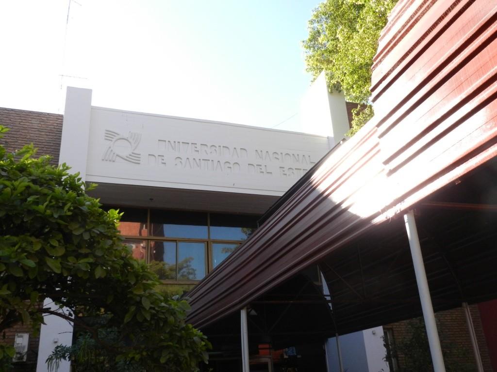 UNSE fachada