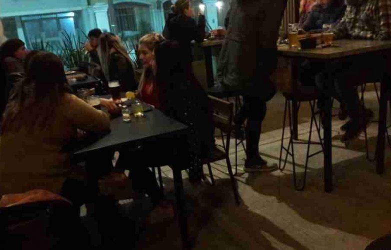 bares protocolo