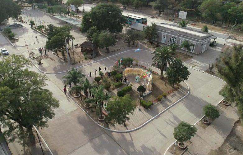quimili plaza drone