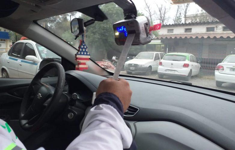 taxi cobro indebido de tarifa