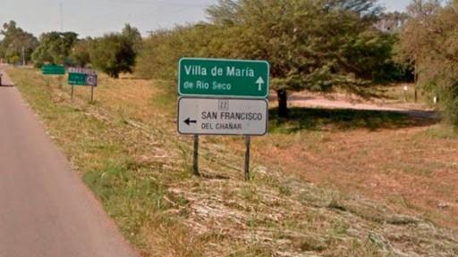 Villa María de Rio Seco