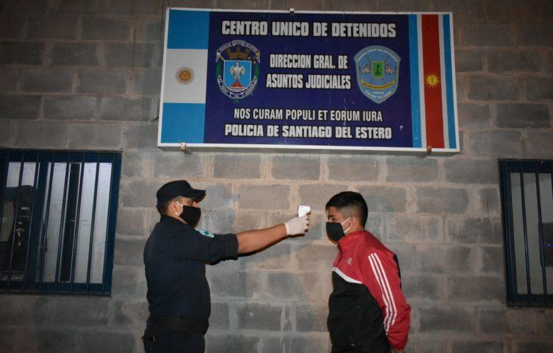 centro de detenidos