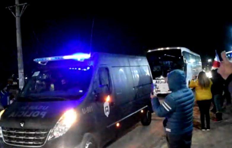 villa atamisqui despide a los policias