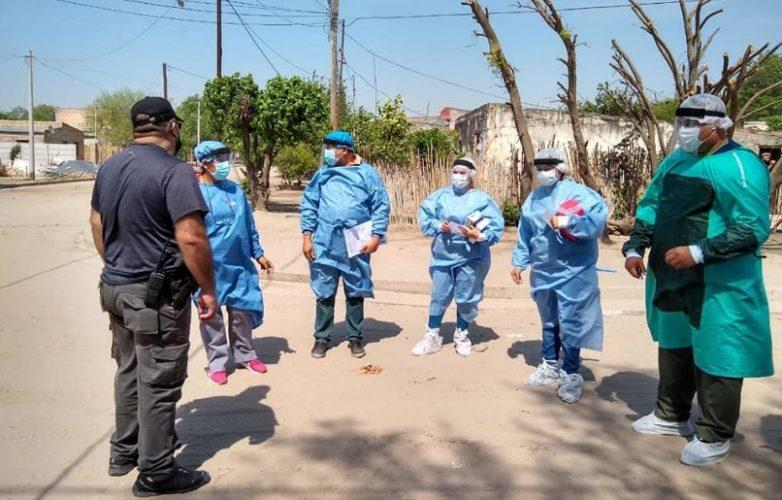 covid - control policial - corona