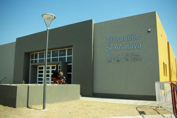 Centro Judicial Añatuya