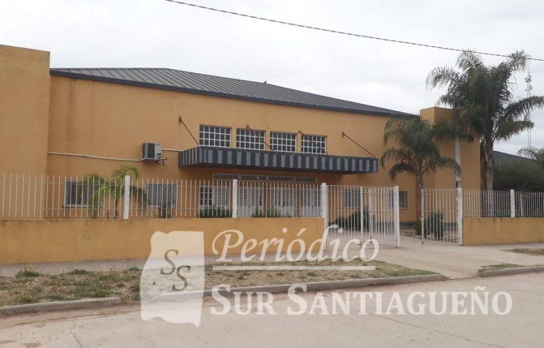 Hospital Bernardo houssay de Quimilí