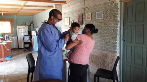 vacunacion bebe