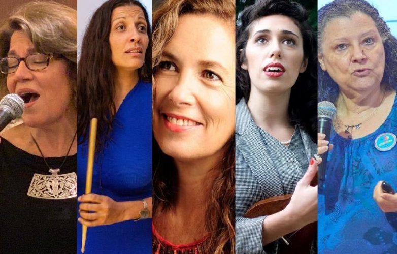 MusicasEncuentro mujeres