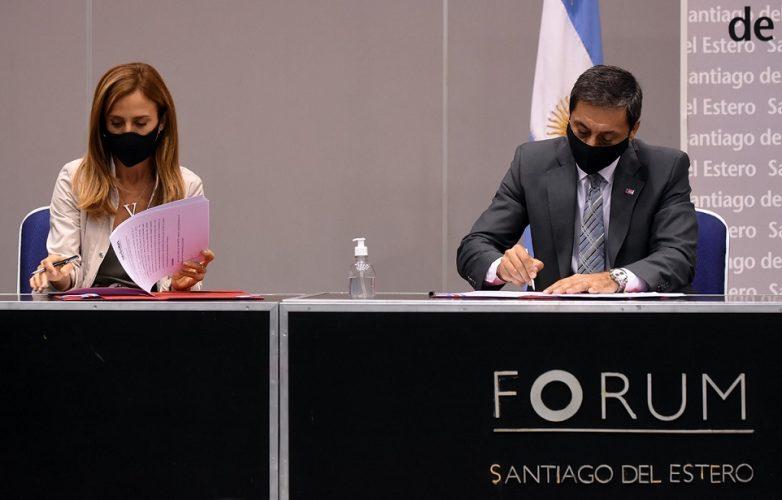 forum convenio