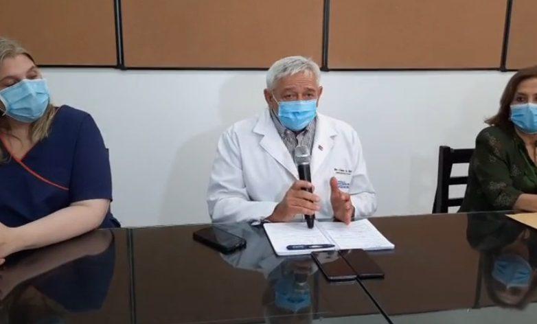 vacuna llega a Santiago - ministra