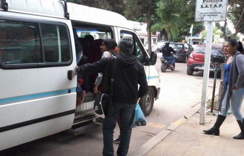 COMBI viaje transporte