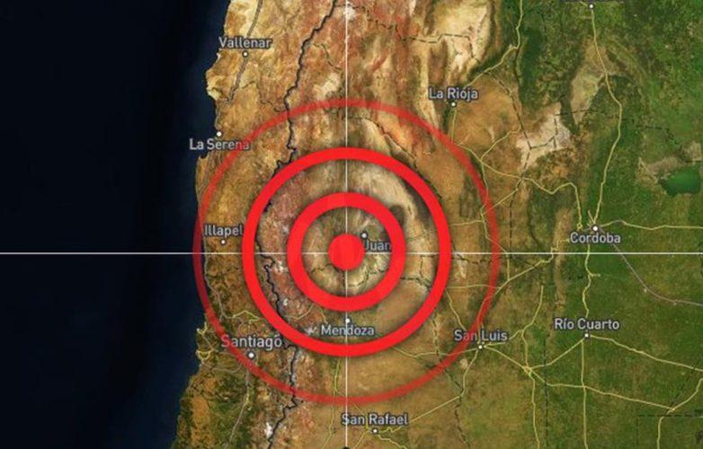 Terremoto San Juan