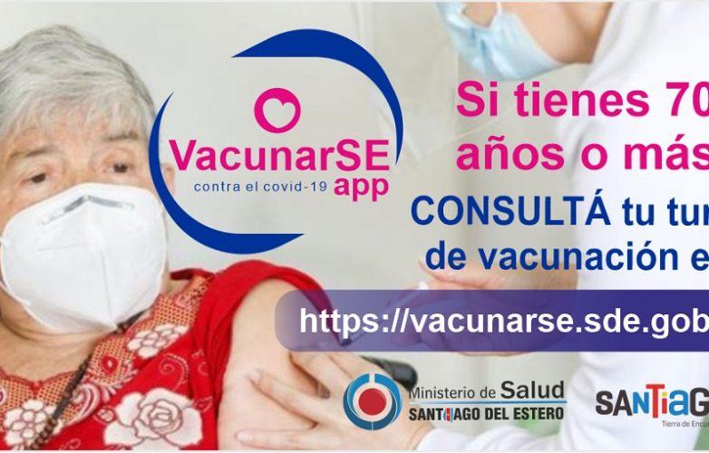 Vacunarse campaña