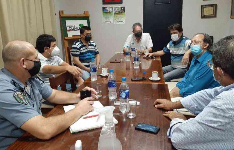 Comité de emergencia Quimili
