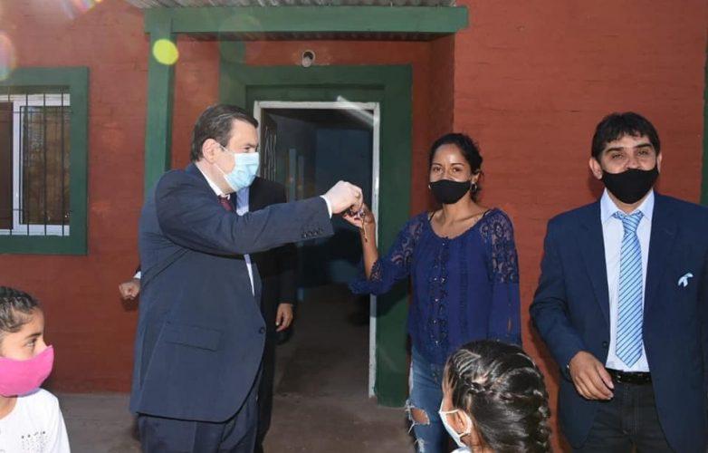 viviendas sociales gobernador Zamora