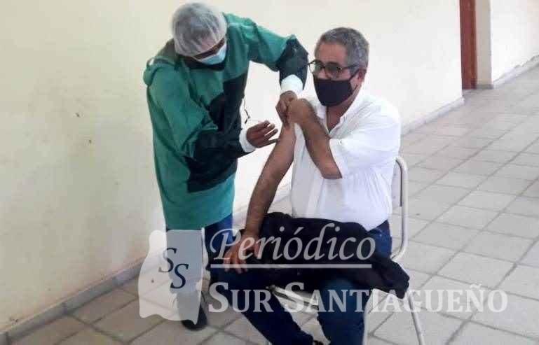 Campo Gallo, vacunación