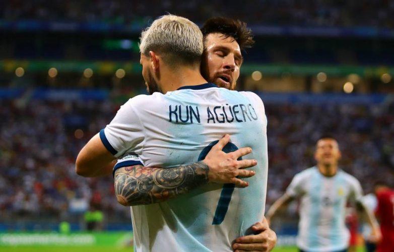 Kuy y Messi