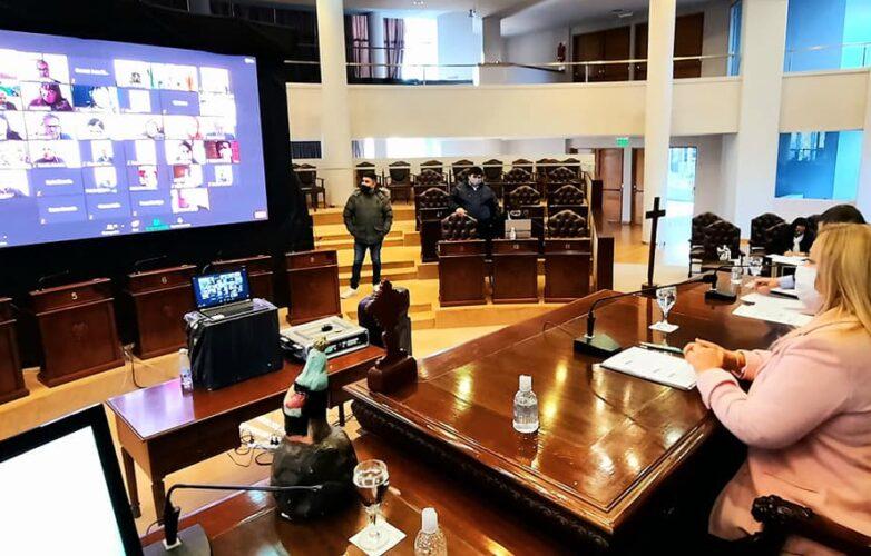 diputados sesión virtual