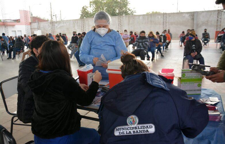 vacunacion banda